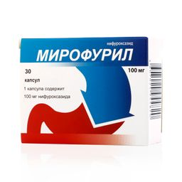 Мирофурил, 100 мг, капсулы, 30 шт.