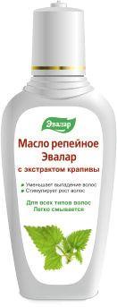 Масло репейное с экстрактом крапивы, масло для наружного применения, 100 мл, 1 шт.
