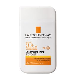 La Roche-Posay Anthelios XL 50+ солнцезащитное средство для лица, молочко для лица, компактный формат, 30 мл, 1 шт.
