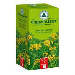 Пижмы цветки, сырье растительное измельченное, 75 г, 1 шт.