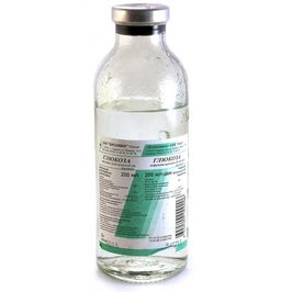 Глюкоза (для инфузий), 5%, раствор для инфузий, 200 мл, 28 шт.