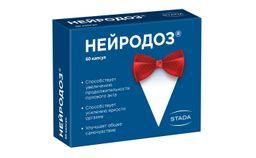 НейроДоз, 267 мг, капсулы, 60 шт.