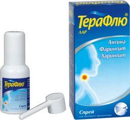 ТераФлю ЛАР, спрей для местного применения, 30 мл, 1 шт.