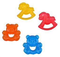 Курносики Прорезыватель с водой Любимые игрушки, в ассортименте, 1 шт.