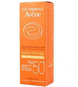 Avene Anti-Age солнцезащитный антивозрастной крем SPF50+, крем, 1 шт.
