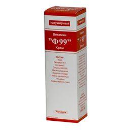 Витамин Ф99, крем полужирный, 50 г, 1 шт.