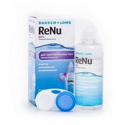 ReNu MPS для чувствительных глаз, раствор для обработки и хранения мягких контактных линз, 120 мл, 1 шт.